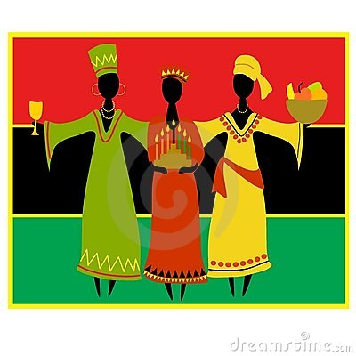 Free Cultural Kwanzaa Celebration Royalty Free Stock Photos - 3728068