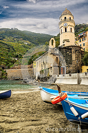 Culture and Economy Cinque Terre