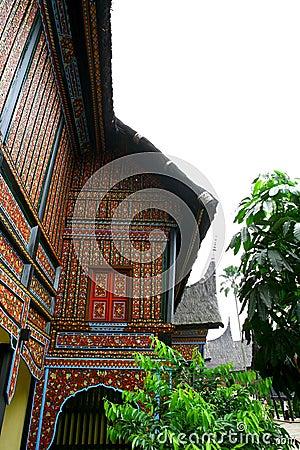 Culture house sumatra