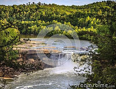 Cumberland falls