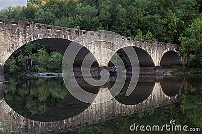 Cumberland Falls Stone Bridge