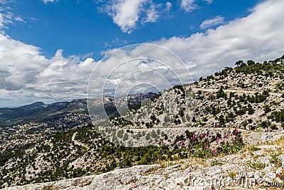 Cumes. Alpes de Provence