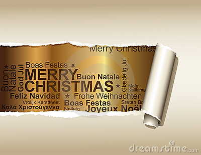 Cumprimentos do Natal
