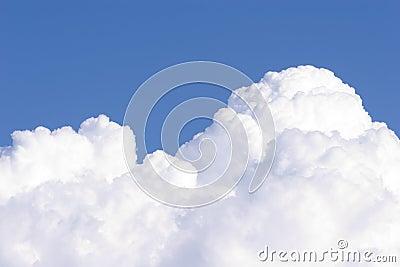 Cumulus Clouds # 1