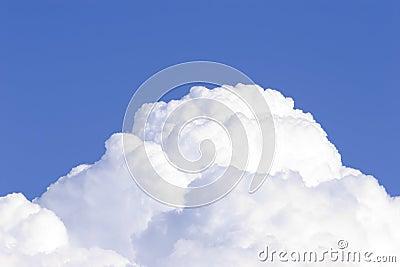 Cumulus Clouds # 2
