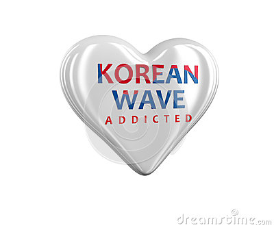 Cuore coreano di Wave