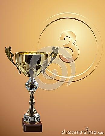 Cup_on_bronze_background конкуренции