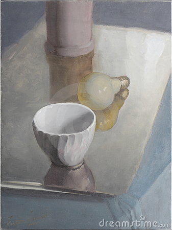 Cup and bulb
