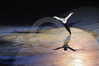 Cup of China ISU Grand Prix of Figure Skating 2011 Editorial Photo