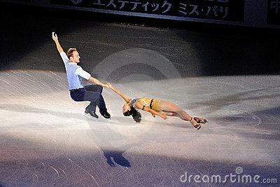 Cup of China ISU Grand Prix of Figure Skating 2011 Editorial Photography