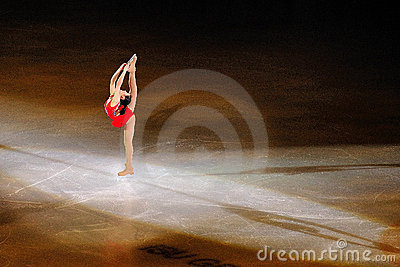 Cup of China ISU Grand Prix of Figure Skating 2011 Editorial Stock Photo
