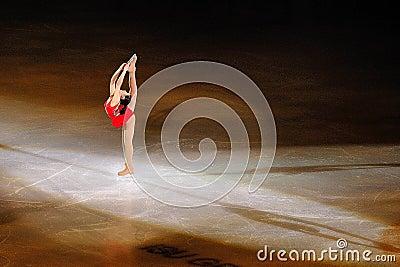 Cup of China ISU Grand Prix of Figure Skating 2011 Editorial Stock Photo