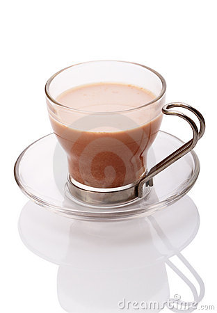 Cup cocoa