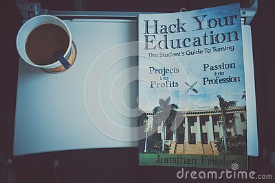 Cup Of Coffee And A Book Free Public Domain Cc0 Image