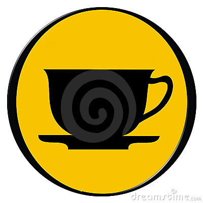 Cup of coffee - icon