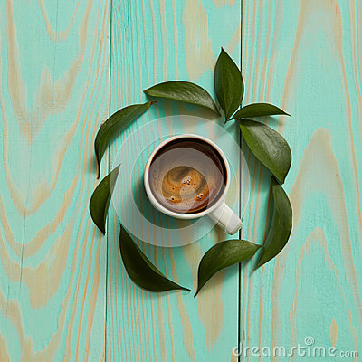 Free Cup Of Black Coffee Royalty Free Stock Photography - 92178277