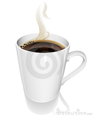 Free Cup Of Coffee Royalty Free Stock Photography - 18849577