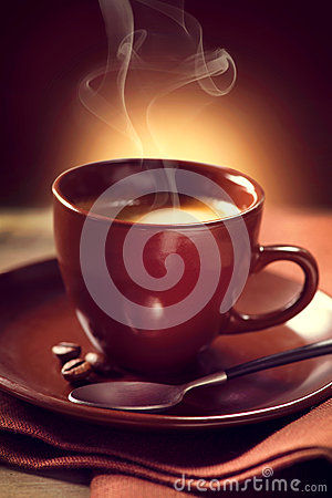 Free Cup Of Coffee Stock Photos - 37402253