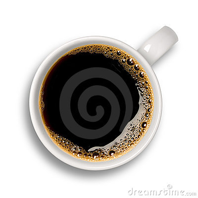 Free Cup Of Coffee Royalty Free Stock Photography - 5365387