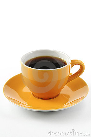 Free Cup Of Coffee Royalty Free Stock Photos - 8410748