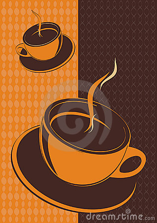 Free Cup Of Coffee,vector Stock Image - 1181281