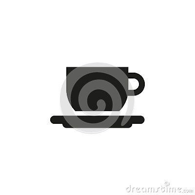 Free Cup Of Coffee Vector Icon Royalty Free Stock Photos - 106067068