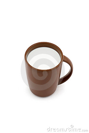 Free Cup Of Milk Royalty Free Stock Photos - 4544528