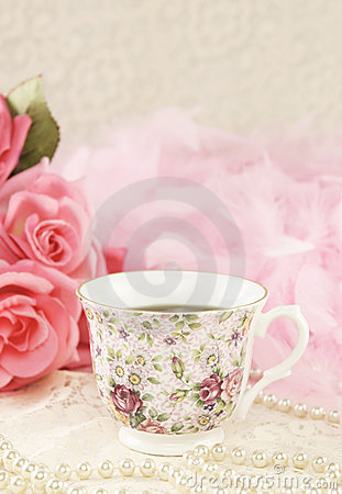 Free Cup Of Tea Royalty Free Stock Photos - 18264698