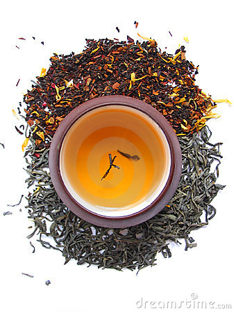 Free Cup Of Tea Stock Image - 3291161