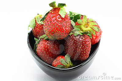 Cup of Strawberries,fresh,juicy,vitamins