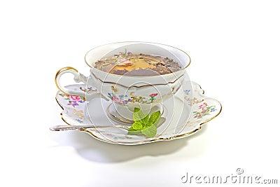 Cup of Tea at High Tea