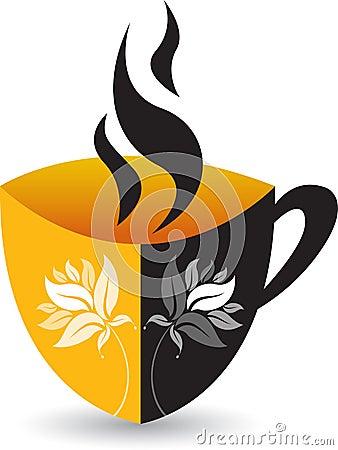 Cup tea logo