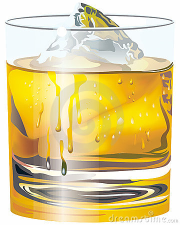 Cup of whisky