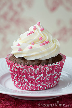 Free Cupcake Royalty Free Stock Photography - 10693757