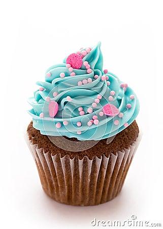 Cupcake Royalty Free Stock Image Image 8559636
