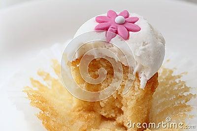 Cupcake bite