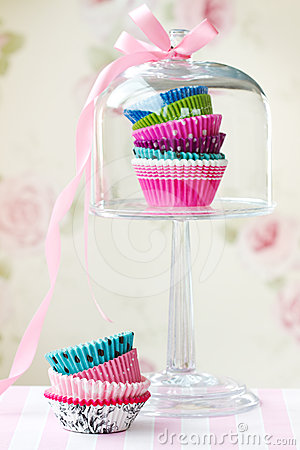Free Cupcake Cases Stock Photos - 24505783