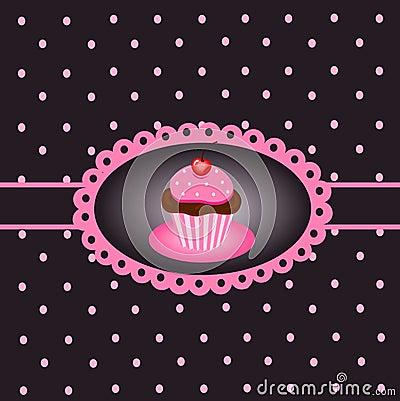 Cupcake vintage 4