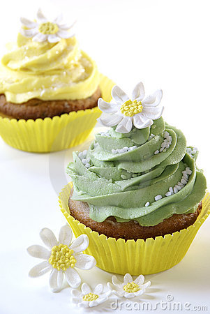 Free Cupcakes Royalty Free Stock Images - 14032689