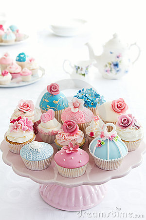 Free Cupcakes Stock Photo - 19820210