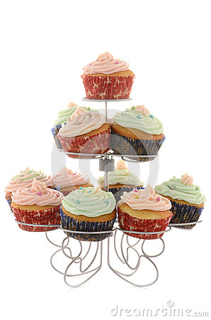 Εορταστικά cupcakes
