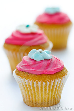 Free Cupcakes Stock Images - 8677404