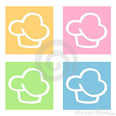 Cupcakes icons