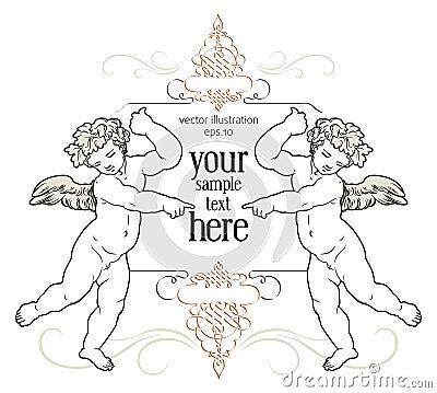 Cupid border