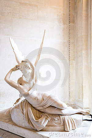 Free Cupid Statue Royalty Free Stock Photos - 45896738