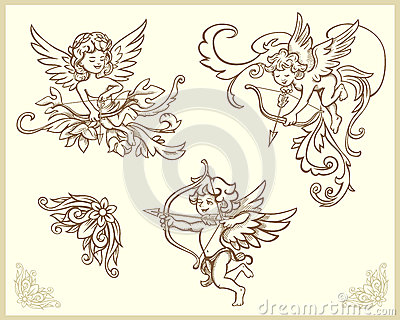 Cupids illustration