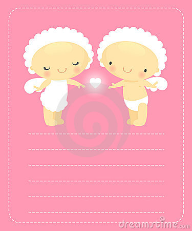 Cupids in love