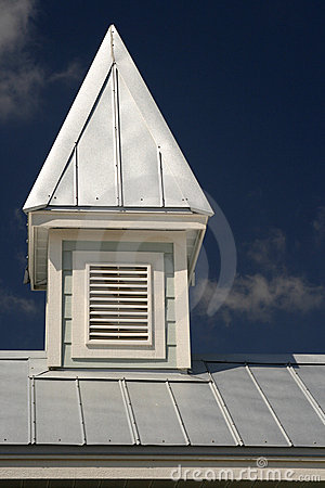 Cupola on Tin Roof