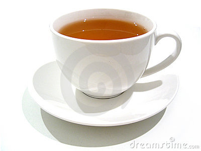 Cuppa Tea Stock Photo