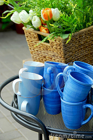 Free Cups Stock Image - 1821381